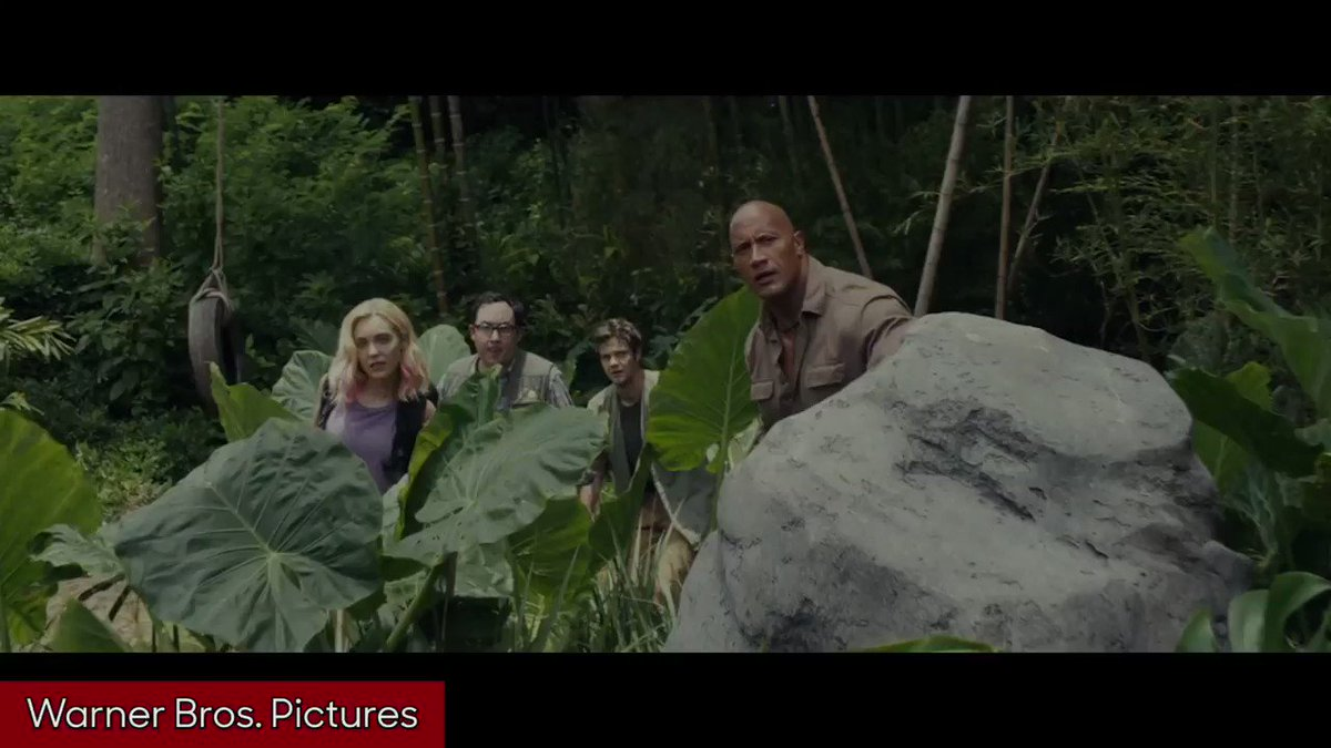 #RampageMovie opened to $35.8M this weekend, one of the best showings ever for a video game adaptation. https://t.co/TrDch177Zu