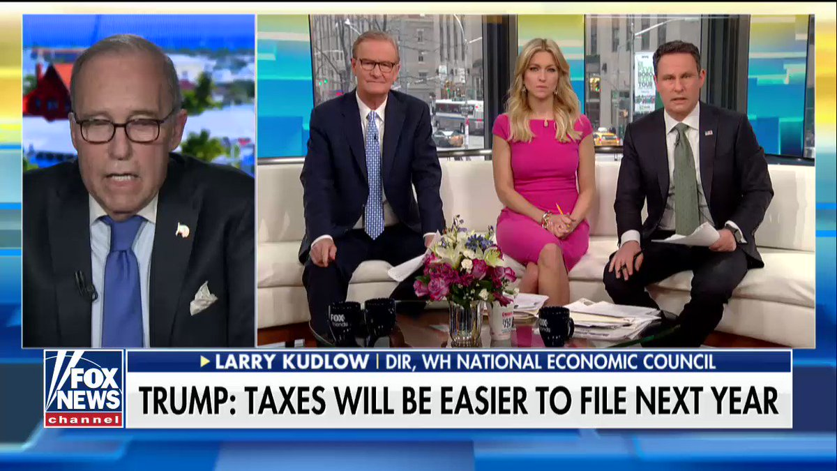 """.@larry_kudlow: """"Never believe the CBO… They're always wrong, especially with regard to tax cuts."""" https://t.co/ToxhqUg7nA"""