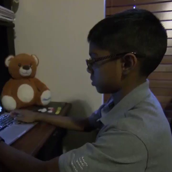 This kid can crack any of your passwords, and he's only 12! https://t.co/zf9qshbEkM