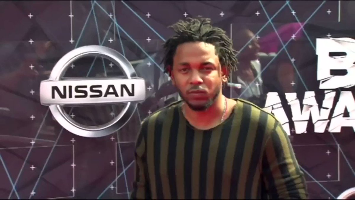 California rapper Kendrick Lamar won the Pulitzer Prize for music for his album 'DAMN.' https://t.co/706BblVsIm