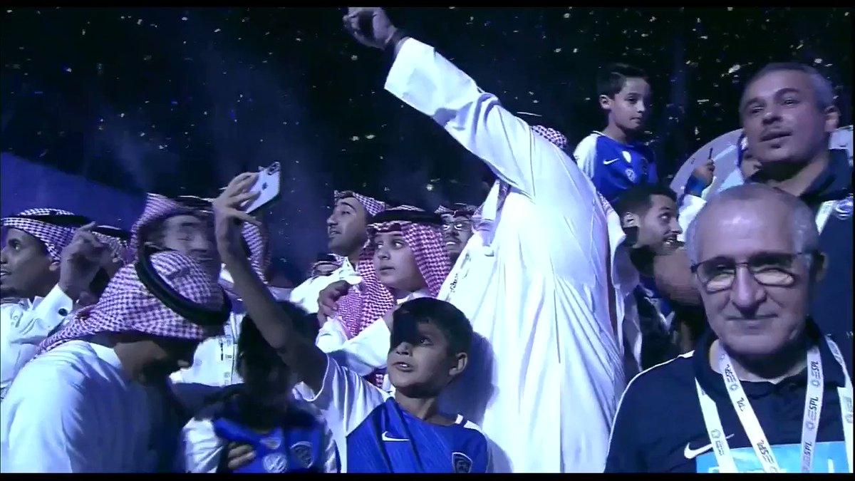 بطولات الهلال تحت قيادة الأمير نواف بن س...