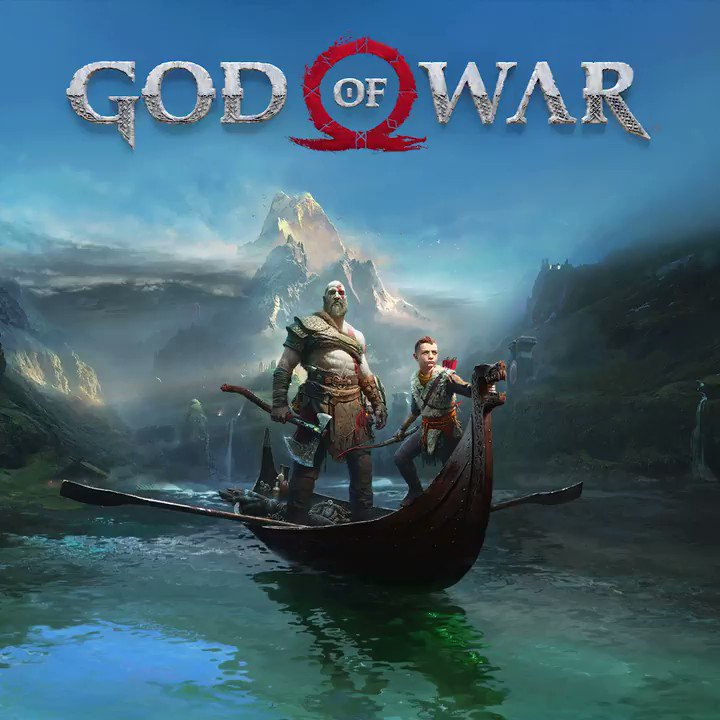 It's time to embark on an incredible adventure.   #GodofWar is now available on PS4. https://t.co/yqFPcQmrdH