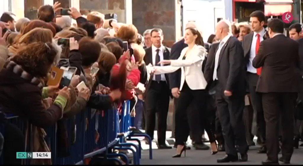 La Reina Letizia volverá a #Extremadura para asistir a un congreso sobre las enfermedades raras. Será en el @iespedro de @aytovvaserena. #EXN https://t.co/Z5pLP9zyyU