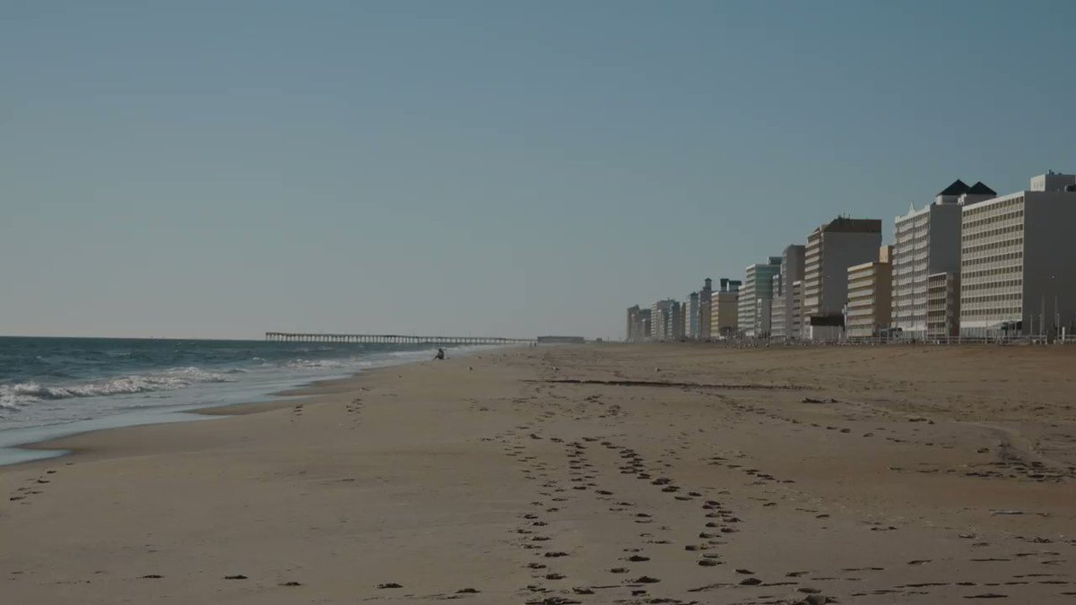 Virginia Beach is a surf town. Learn about the history and stoke of this beach destination. Story from @visitvabeach
