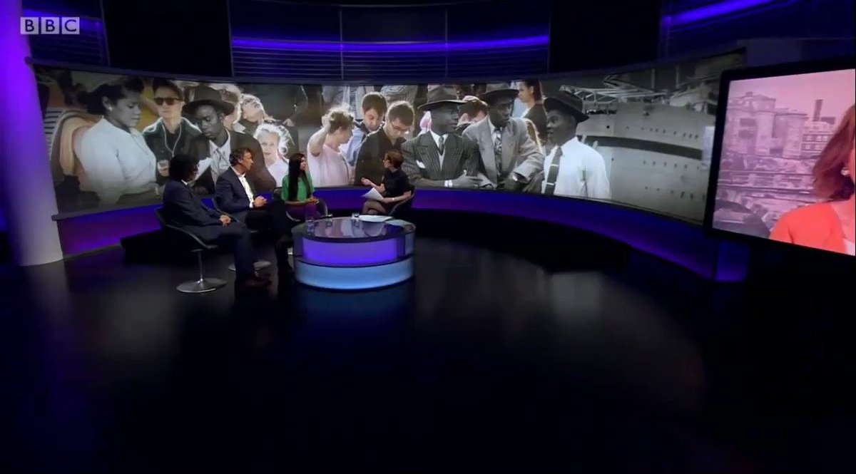 .@faizashaheen: Weve had years of scapegoating of immigrants. #Windrush has been years in the making. #Newsnight @BBCNewsnight