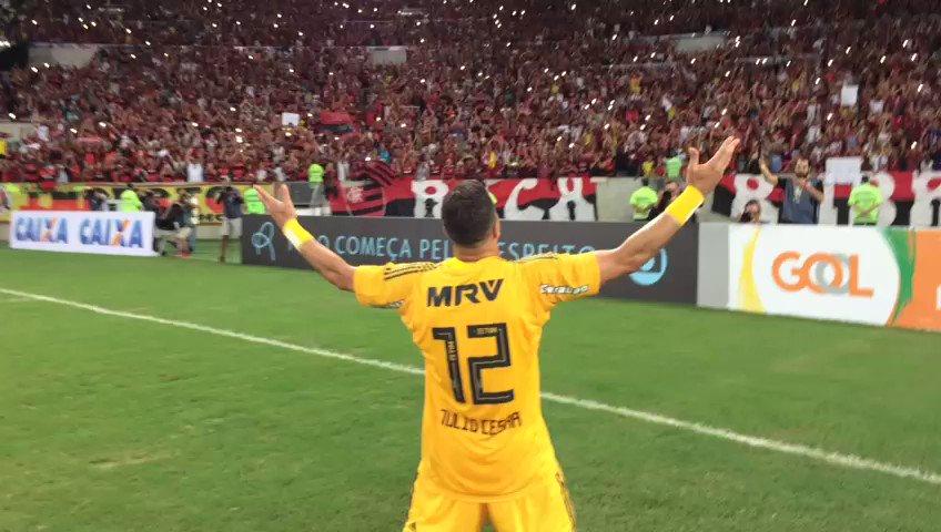 Flamengo x Santa Fe  Acompanhe o placar ao vivo pela Libertadores 4e9d8701fdda1