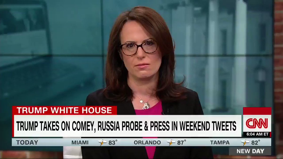 NYT reporter Haberman says Trump hurting relationship with Cohen could 'haunt him' (thehill.com)
