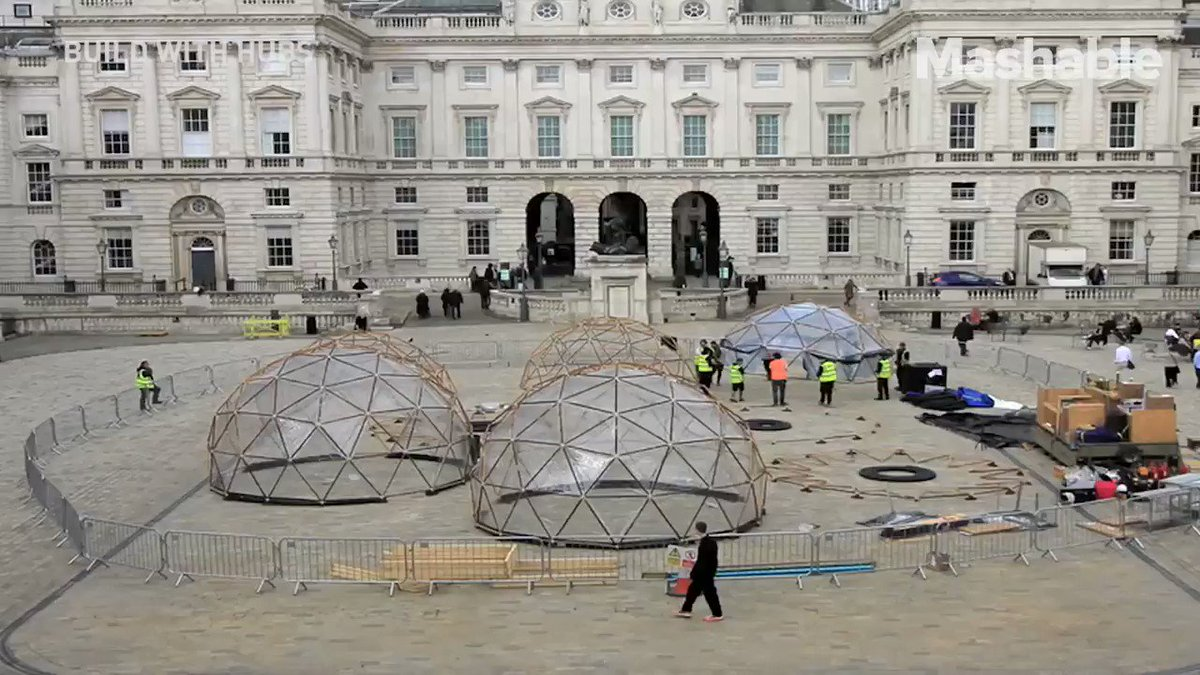 RT @mashable: These domes simulate the air quality of heavily polluted cities https://t.co/pW2SD82KZW
