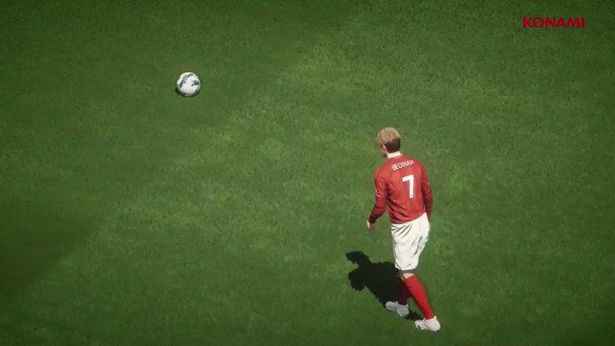 Happy birthday to England Legend and PES ambassador David Beckham!