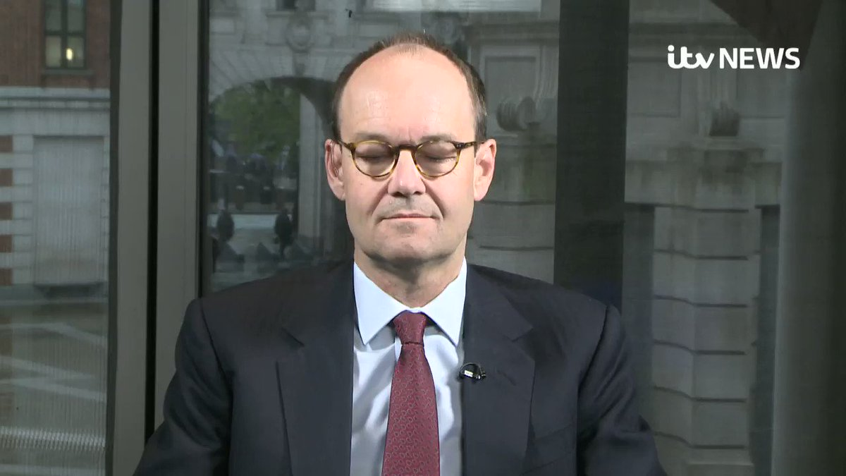 farewell Sainsbury ceo Mike Coupe, we will never forget this video clip in all its glorious English bathos
