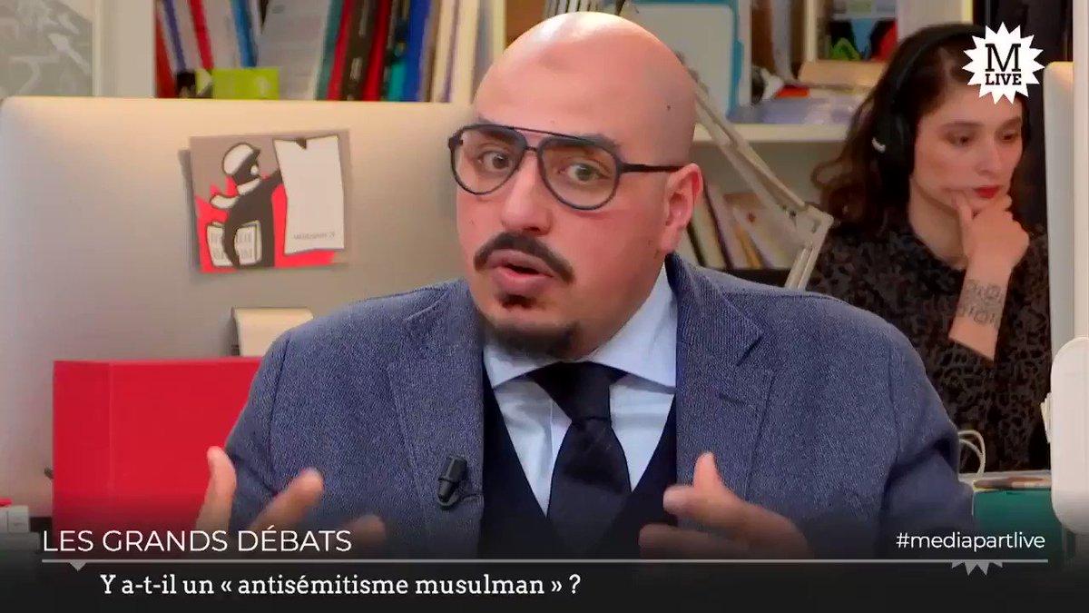Marwan Muhammad, nouveau chouchou de l'oligarchie sioniste