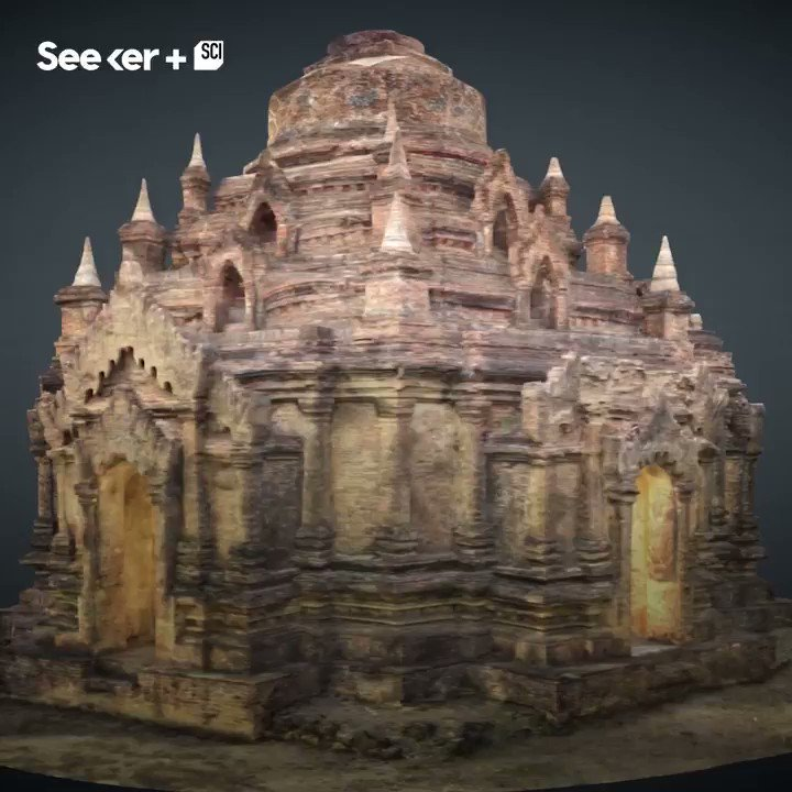 The world's cultural heritage sites are being digitally preserved by Google in partnership with a 3D-scanning company #AI #tech @julez_norton
