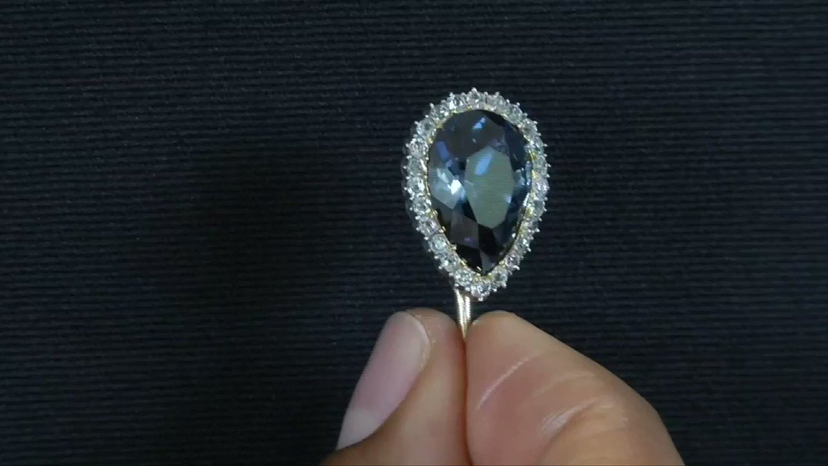 Farnese Blue diamond to go on sale with its 300 years of royal history https://t.co/2YkmmmPZt2