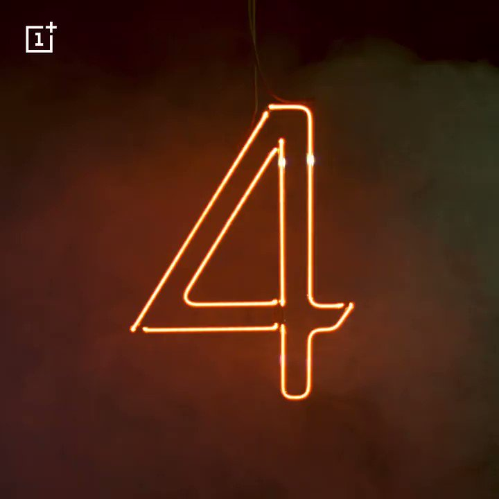 A spectacle of glass. 4 days to go. onepl.us/na_event6tw #OnePlus6