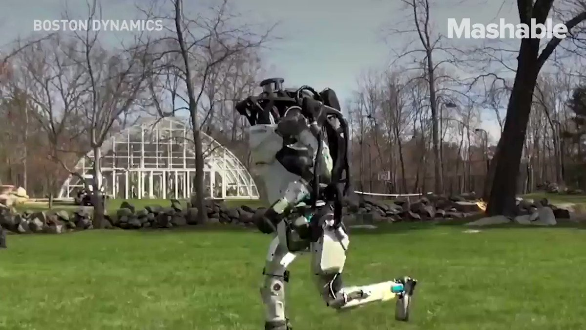 The Boston Dynamics robots just keep getting more and more terrifying