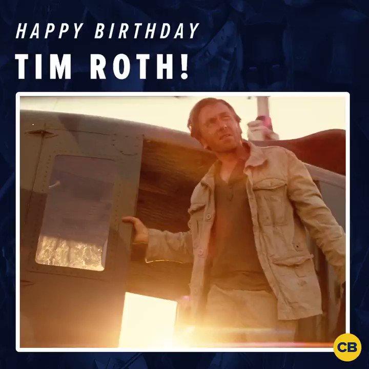 Happy birthday, Tim Roth!