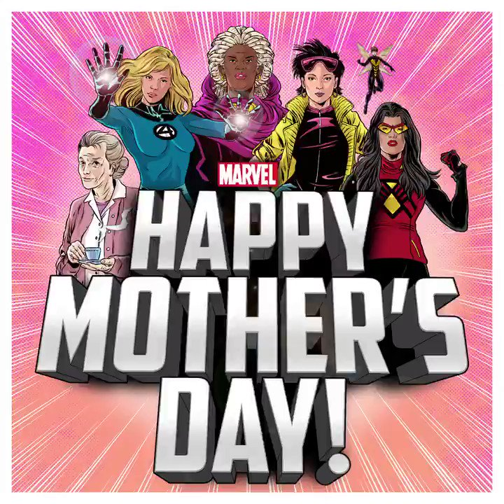 To the most super of heroes. #HappyMothersDay https://t.co/FnRDfSlSIK