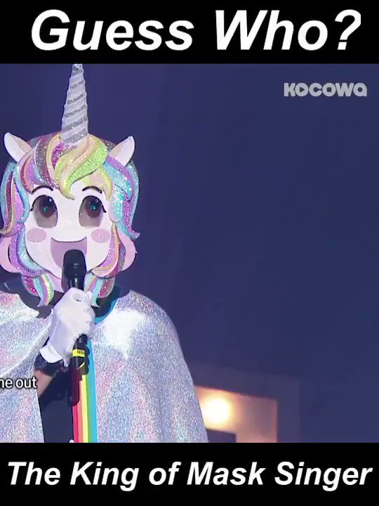 Ryan Reynolds went on a South Korean singing show disguised as a unicorn and just wow