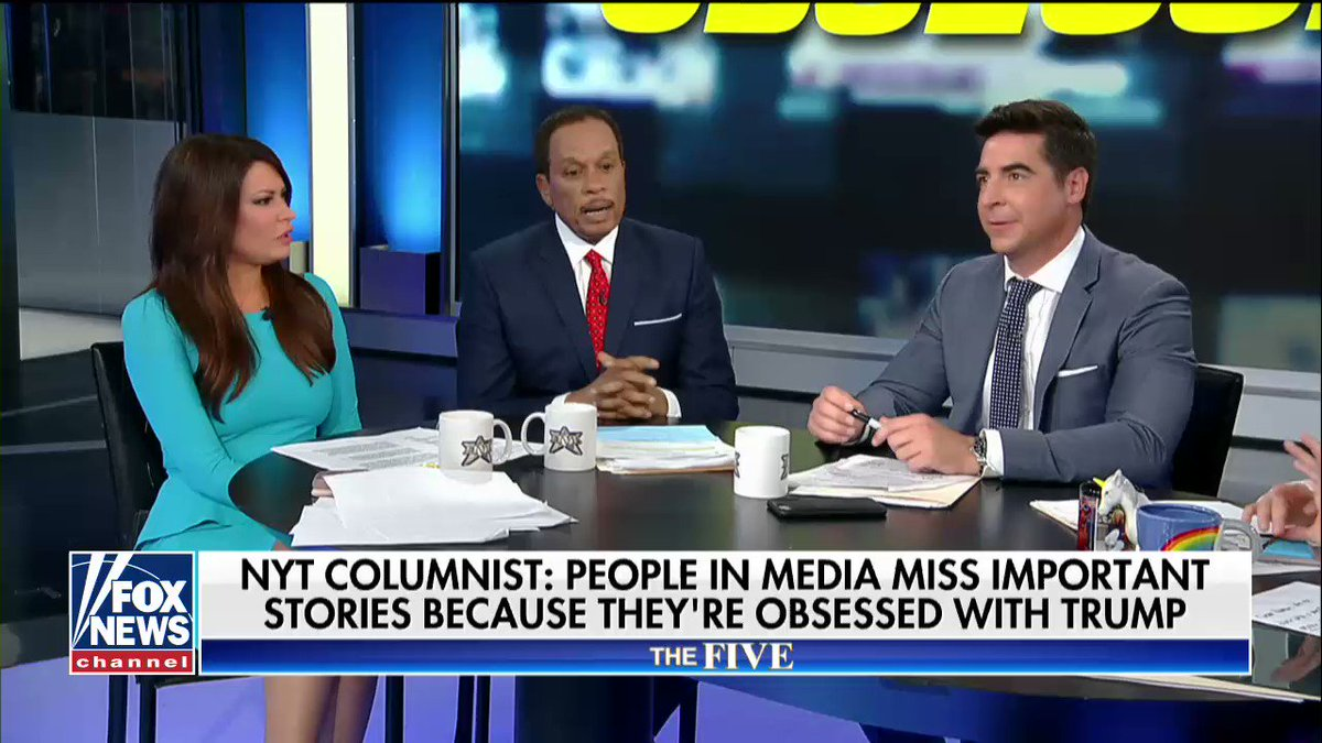 """.@TheJuanWilliams: """"The stories people follow are stories about people."""" https://t.co/zGHk74TXht #TheFive https://t.co/GycypRQZkq"""
