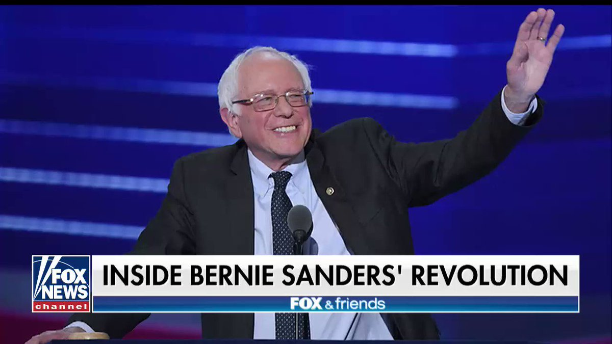 "Jeff Weaver: ""Going with the Bernie direction is how the Democrats win back people that they've lost."" https://t.co/yj7NsdgiGm"