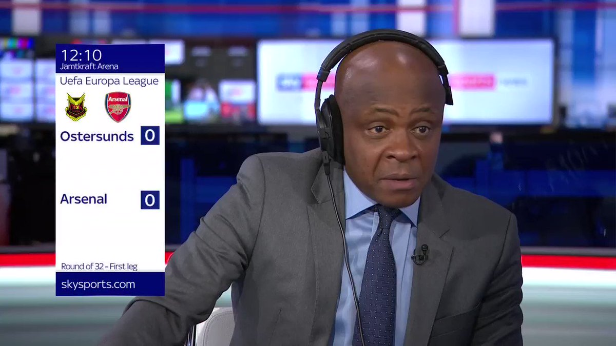 When are Sky Sports News going to get Paul Parker back on with his uncensored, passionate reactions to Arsenal goals?!?