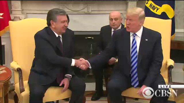 CBS News's photo on Uzbekistan