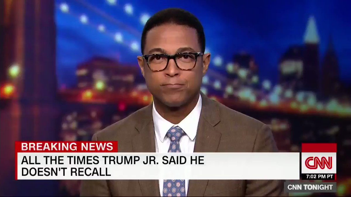 CNN Tonight's photo on Trump Tower