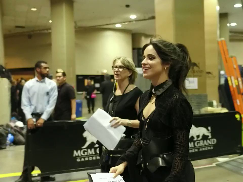 Nothing but celebration backstage with @Camila_Cabello. ???? #CAMILA_BBMAs https://t.co/5d563cKJK4
