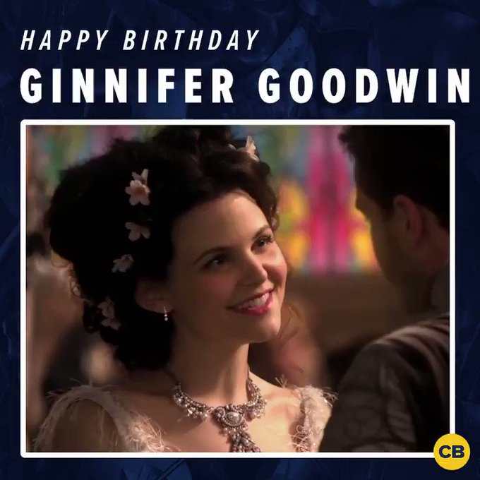 Happy birthday to star, Ginnifer Goodwin!