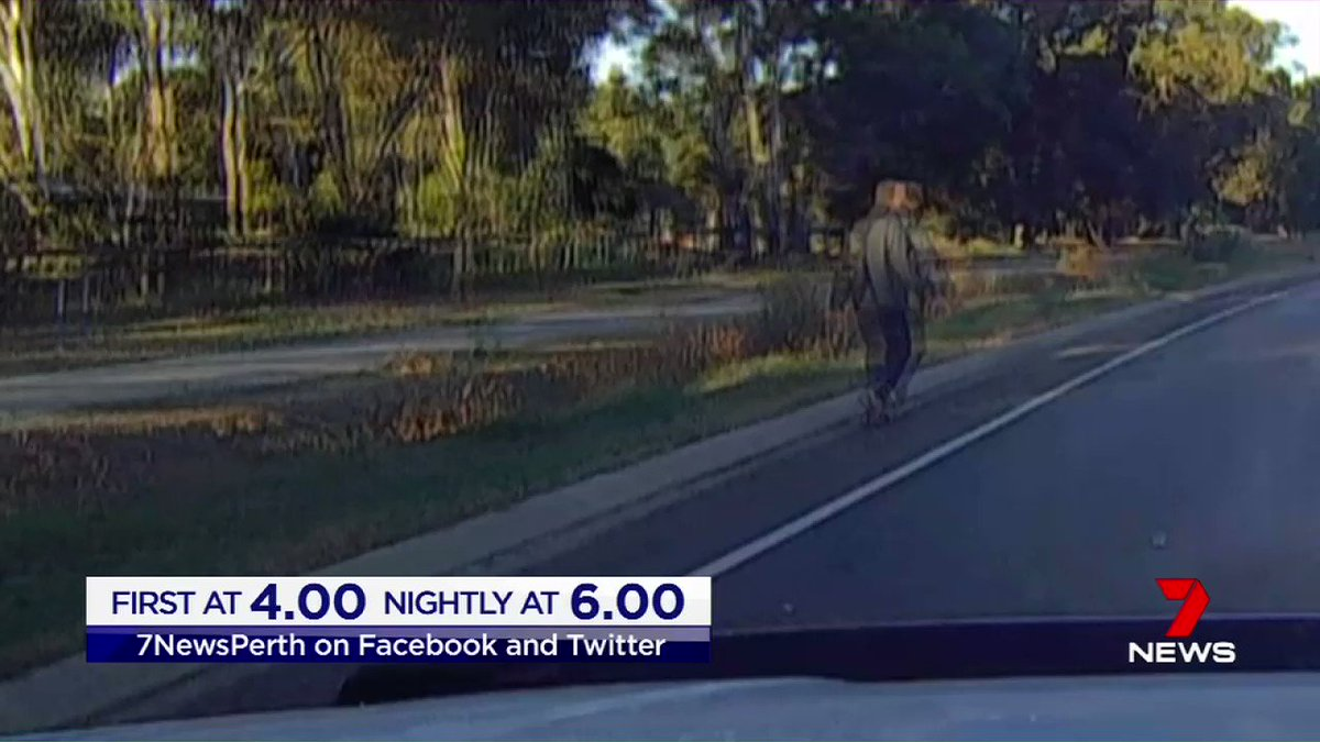 Image for the Tweet beginning: AT 6 | #7News