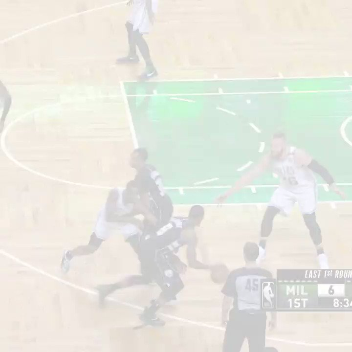 Jayson Tatum came to play in the 2018 #NBAPlayoffs (18.4ppg, 4.3rpg, 2.9apg)! #CUsRise https://t.co/PYv5UStMdZ