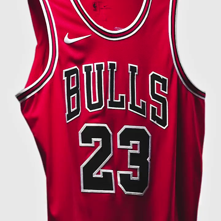 quality design e329e a9084 The Michael Jordan Icon Edition Authentic Jersey : Latest ...