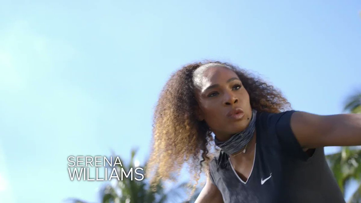 Serena Williams's photo on Top-Atheletes