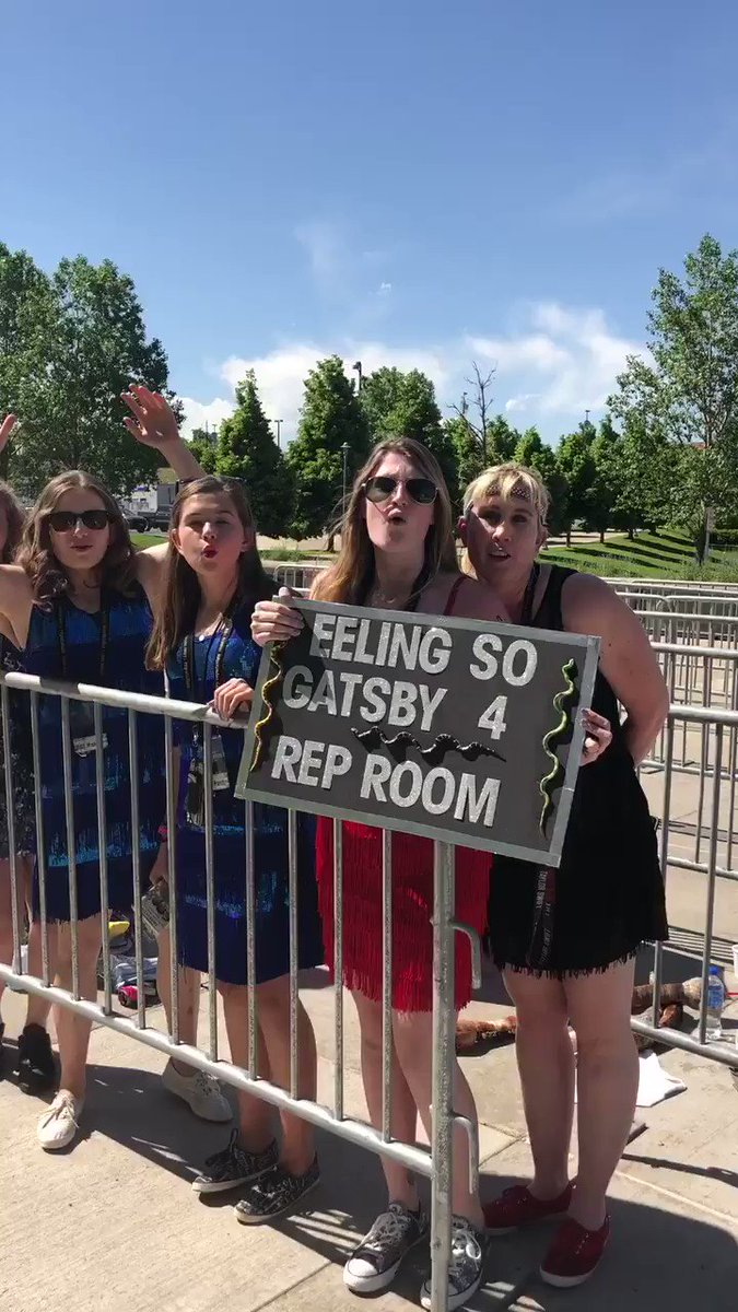 Taylor Nation's photo on #repTourDenver