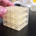 最近の3Dプリンタすげえ一体成形で組み立てなしですごい綺麗なもの作れるw