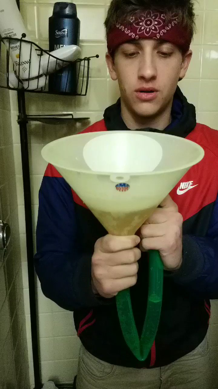 Happy birthday Maxwell. I wish for many beer bongs in your future
