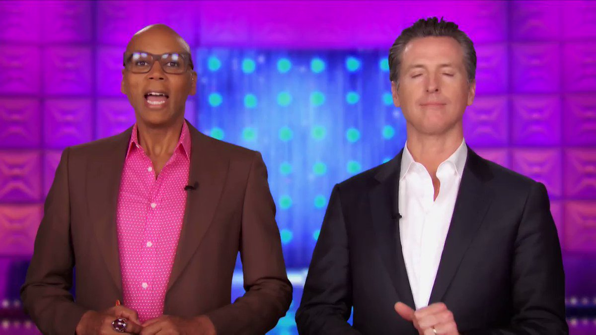 Image for the Tweet beginning: In the words of @RuPaul...