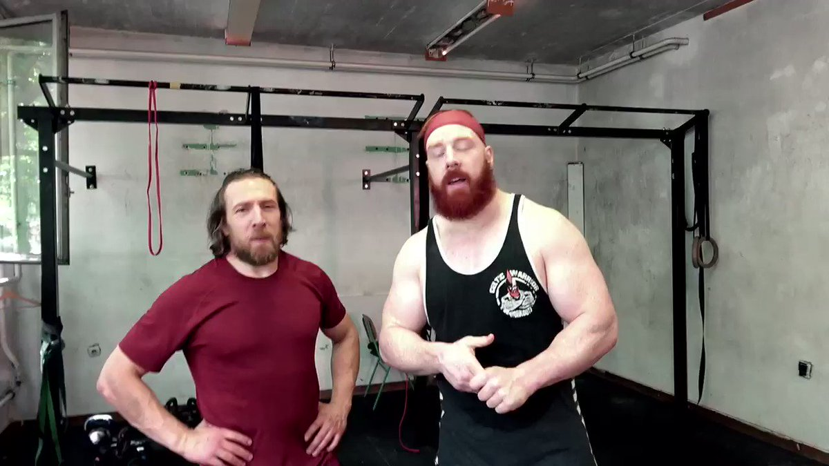 Ep.33 #CelticWarriorWorkouts now LIVE feat @WWEDanielBryan 'Movement' workout. See. Share. Sub. youtube.com/CelticWarriorW…