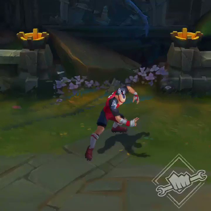 PBE Preview Playmaker Lee Sin and Sweeper Rammus ⚽ ⚽ ⚽