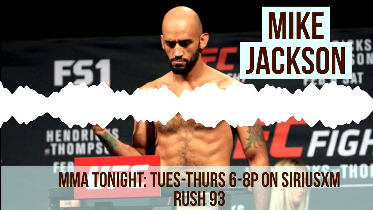 Neither one of us belong here - @TheTruthJackson tells @realOCsports & @MieshaTate that while he is seizing an opportunity to fight on a UFC card and build his brand, he says CM Punk wont want to do this after #UFC225