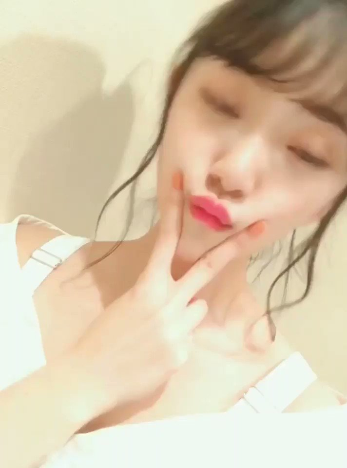 Image for the Tweet beginning: 堀 未央奈 (乃木坂46)「おやすみ」  …