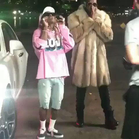 The F is for French ����   @MaitreGIMS X @LilTunechi soon �� https://t.co/XsmDZAuIVQ