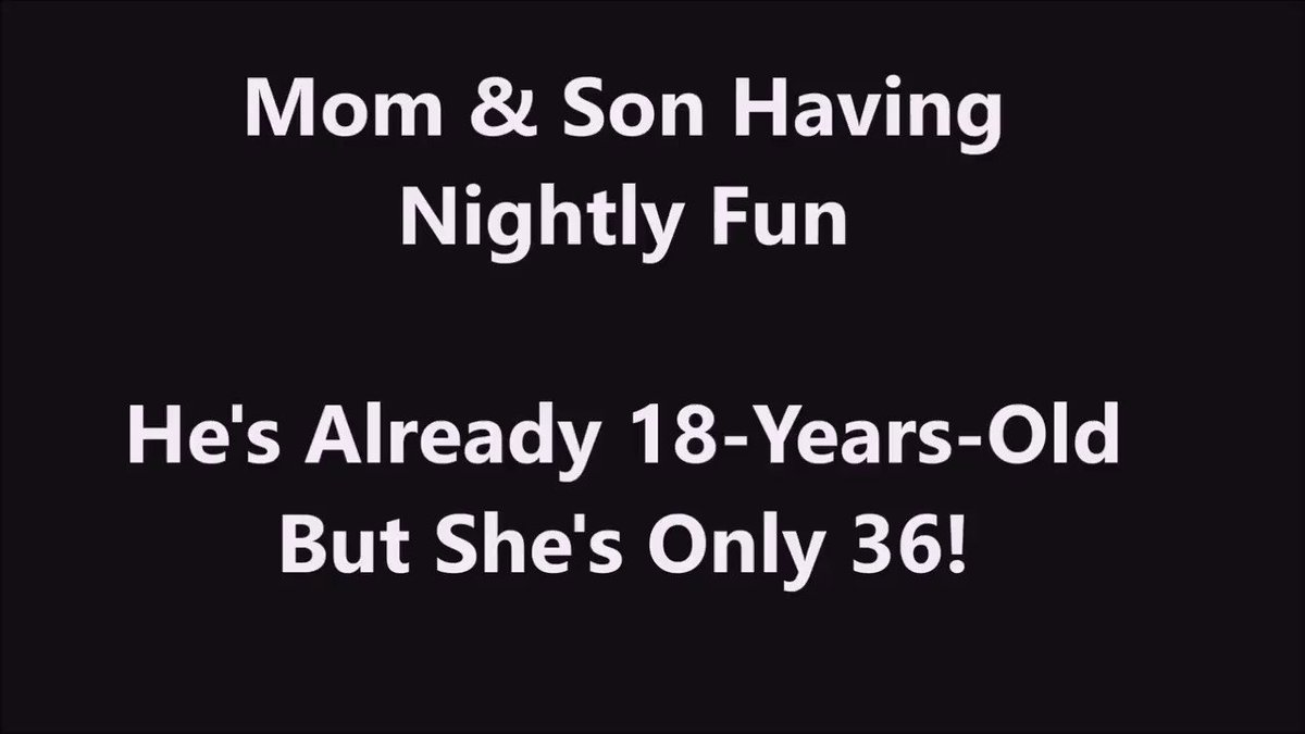Patricia Anne Spenser - Here's a recent video sent to me, mother & son, having fun - said they belong to a family sex club down south! Us, too, but don't know them. ALSO, here's our story of fun WE had meeting with a mom & son: …