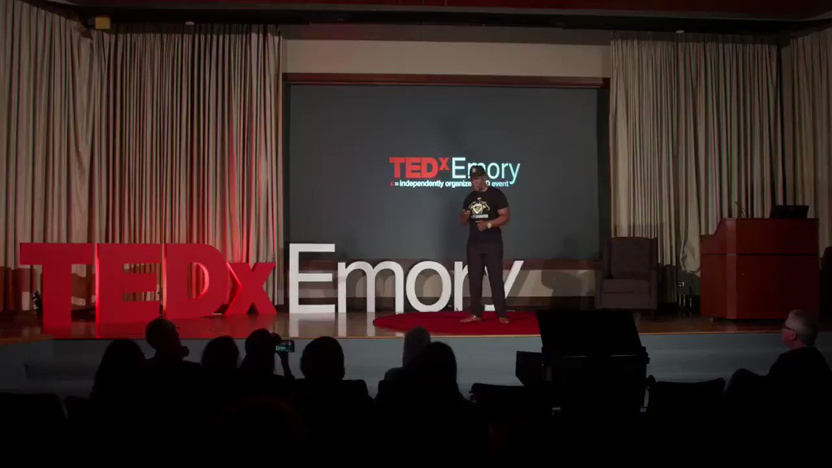 """From Civil Rights to Social Justice"" @TEDxEmory @TEDx #justicefighter #tedx"