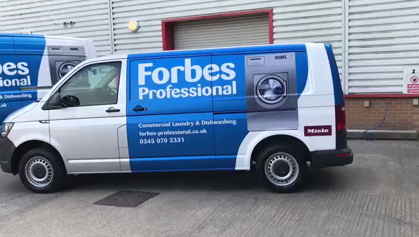 New #vans have arrived at our #surrey #depot for our fleet of field #engineers. @Volkswagen #vw #laundry #service  #tracked #est1926