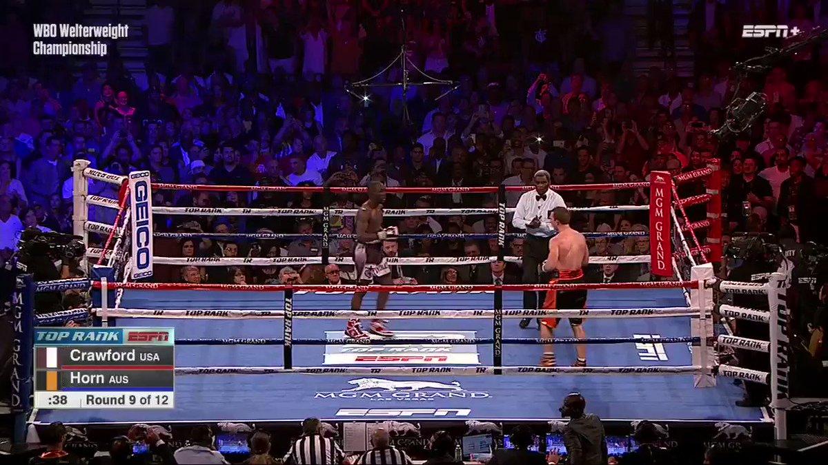 TKO in the 9th for @budcrawford402 �� https://t.co/ZKKbzmJKpy