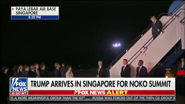 """Fox & Friends accidentally said this about the Singapore summit: """"regardless of what happens in that meeting between the two dictators.""""   This gaffe is probably the most honest thing ever said in the program's history."""