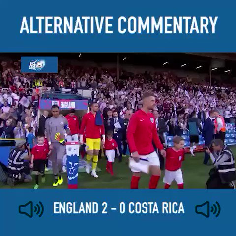 🏴󠁧󠁢󠁥󠁮󠁧󠁿 England vs Costa Rica 🇨🇷 Alternative Commentary 🎤 🎧 🔊😂#alternativecommentary #alternatecomms #russia2018 #threelions #rashford #worldcup #Southgate #ourtimeisnow #EnglandAway #Costarica #englandsquad #lfc #mufc #THFC #commentary #MyFirstWorldCup #
