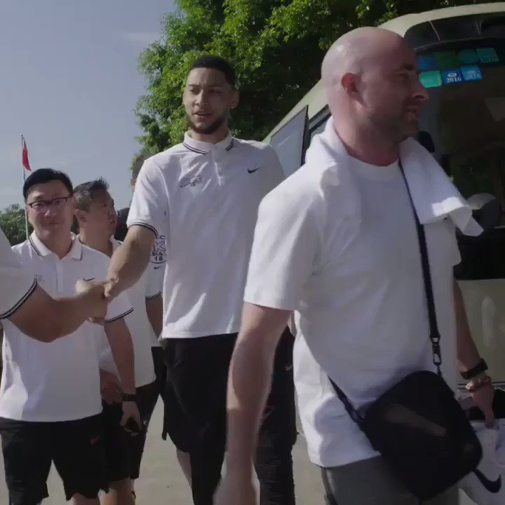 Day 1 in China 🇨🇳✌🏽️