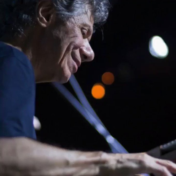The whole Chick Corea team want to join everyone in wishing the boss a very happy 77th birthday!!